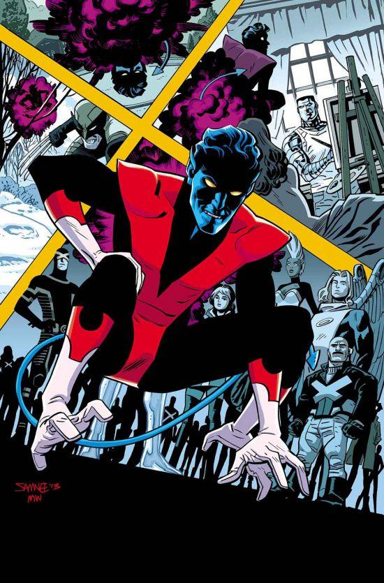 nightcrawler x men