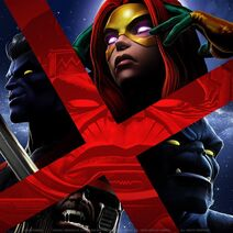 X-Men Terrigenocide from Marvel Contest of Champions