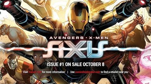 Avengers & X-Men AXIS - The Story So Far