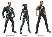Havok-suits