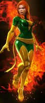 Jean Grey (Phoenix) (Earth-TRN517) from Marvel Contest of Champions 003