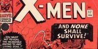 X-Men Volume 1 17
