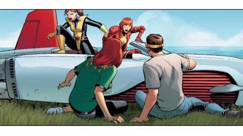 Uncanny X-Men 12 Cover Recap - Marvel AR