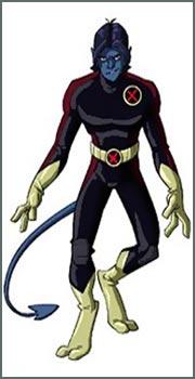Generation X Supporting Characters | X-Men Fanon Wiki ... X Babies Nightcrawler