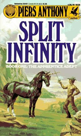 Piers Anthony - Split Infinity