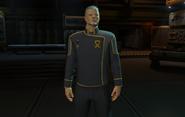 XComEW Zhang in dress uniform