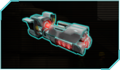 XCOM-EU Laser Cannon