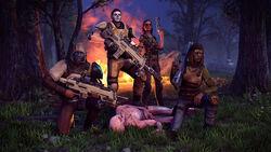 XCOM2 resistance warrior pack hero