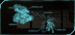 XEU SHIV Suppression schematics