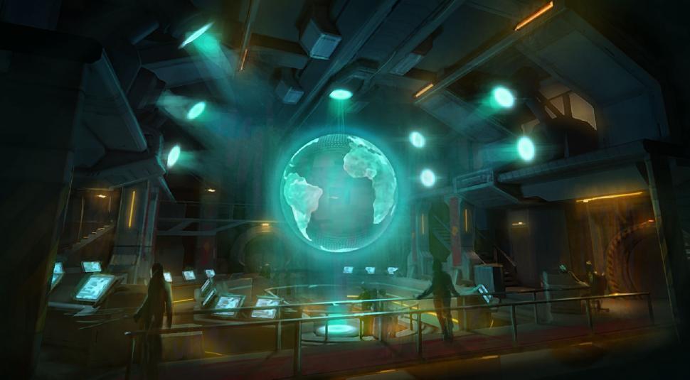 Xcom Enemy Within Concept Art Image - XCOM Concept A...