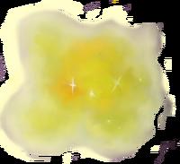 Yellow nebula