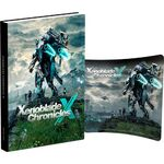 Xenoblade X Collector's Edition Game Guide and Screen Cleaner