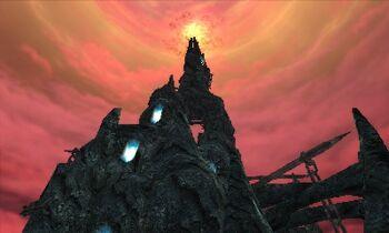 Prison Island Sky