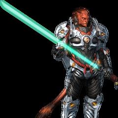 Ga Derg in <i>Xenoblade Chronicles X</i>