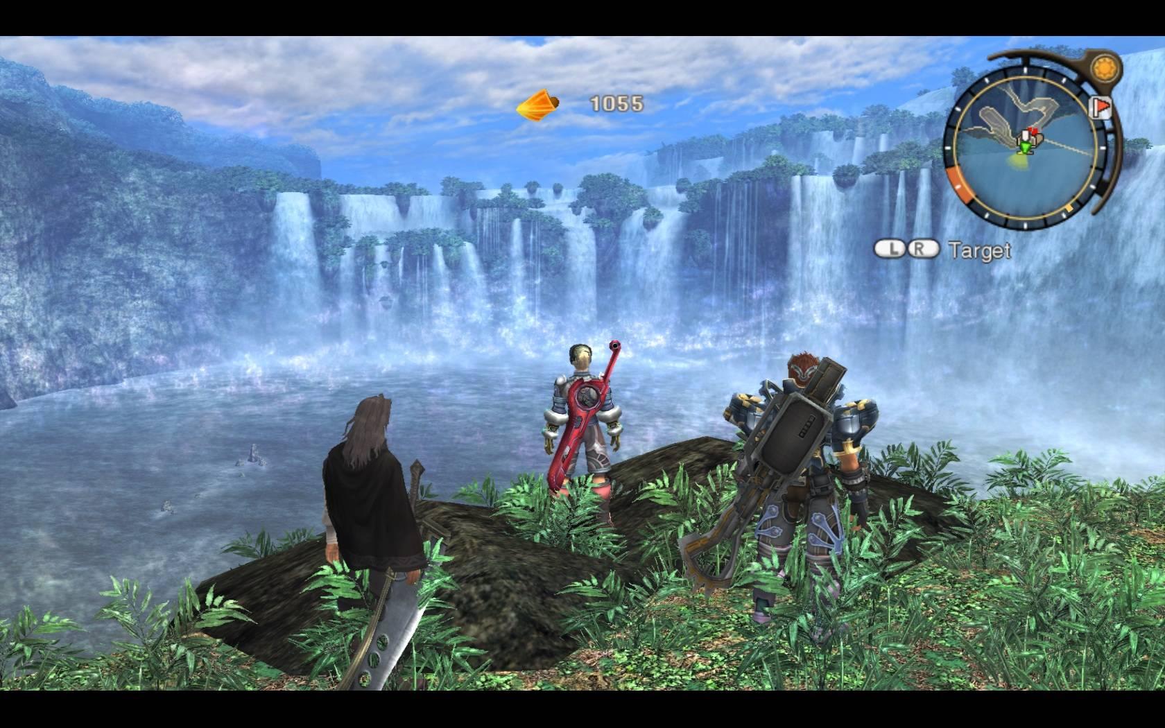 Full resolution  Xenoblade Chronicles