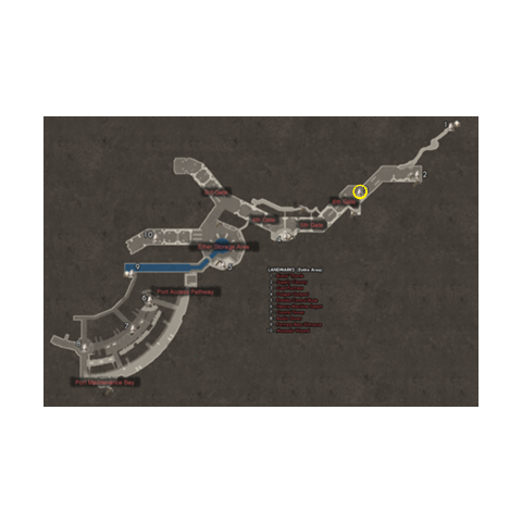 Ged Fortress on the Sword Valley Map