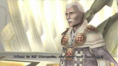 Xenosaga Episode II HD Cutscene 70 - Margulis' True Master - ENGLISH