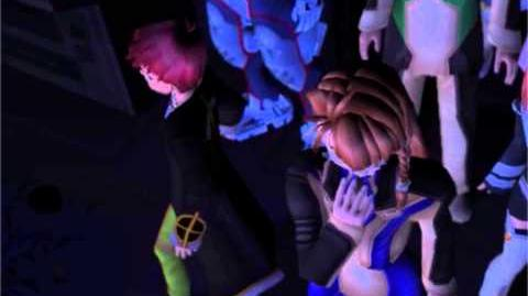 Xenosaga Episode I HD Cutscene 109 - Shion and Jr