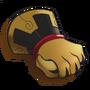 Fist of the Iron Bear vector