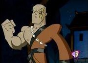 Evil monk guan