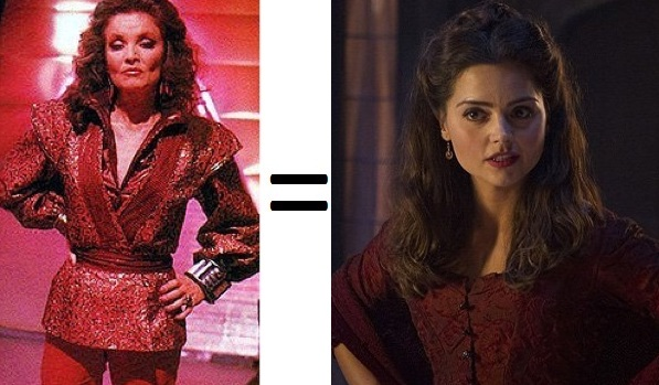 File:Jenna Louise Coleman Doctor Who Christmas special won t solve Oswin Oswald mystery copy.jpg