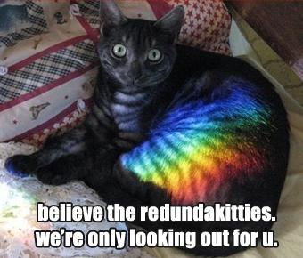 Redundantrainbow