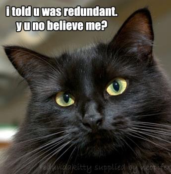 Redundant140