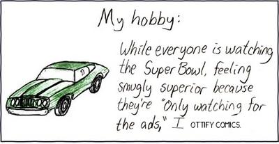 Super Bowl (xkcd 60)