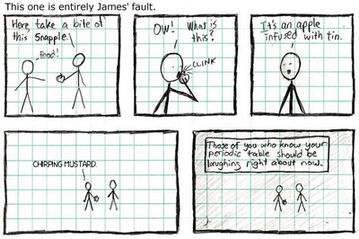 Snapple (xkcd 18)
