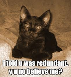 Redundant166