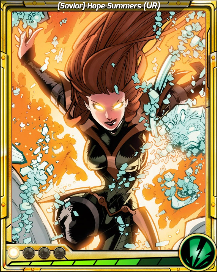 hope summers wikia