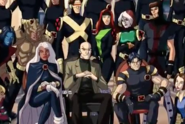 Season Four | X-Men Ev...