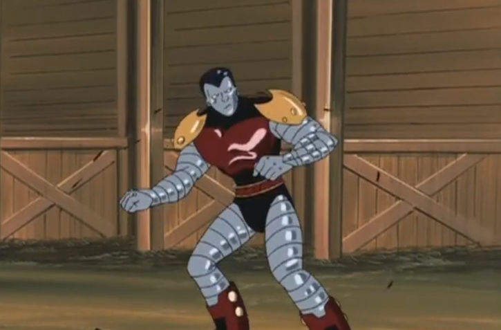 Colossus | X-Men Evolution Wiki | FANDOM powered by Wikia X 23 Gambit
