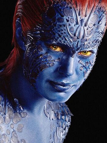 Mystic X-Men Schauspieler
