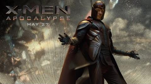 """X-Men Apocalypse """"All Of Us Against A God"""" TV Commercial HD 20th Century FOX"""