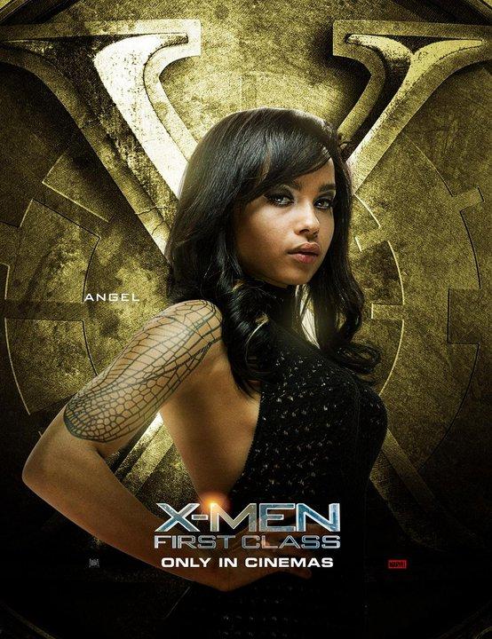 Image Xmen first class angeljpg XMen Movies Wiki