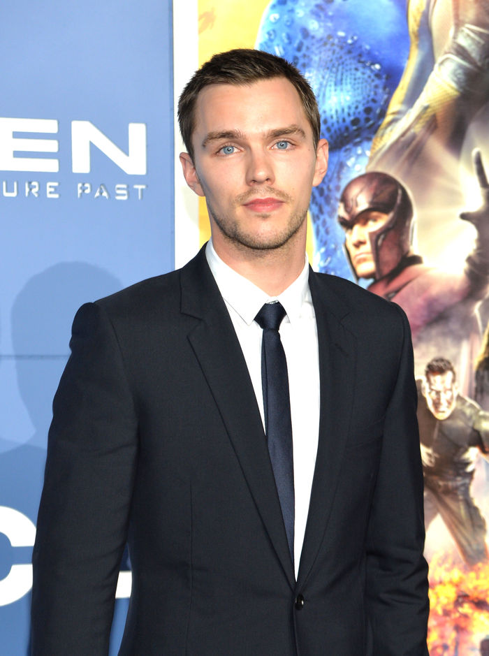 nicholas hoult height