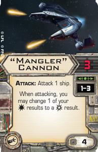 Mangler cannon