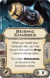 Seismic Charges