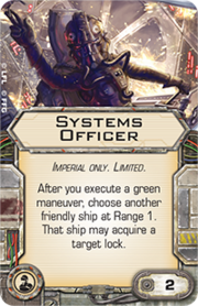 Systems-officer