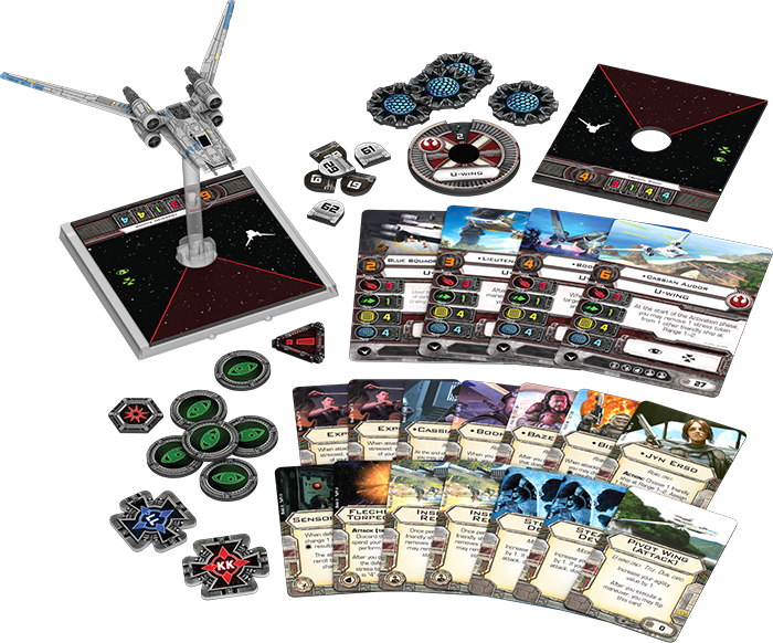 U-wing Expansion Pack | X-Wing Miniatures Wiki | FANDOM powered by Wikia