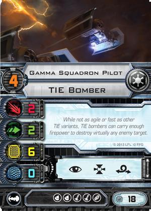 Gamma Squadron Pilot