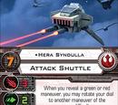 Hera Syndulla (Attack Shuttle)