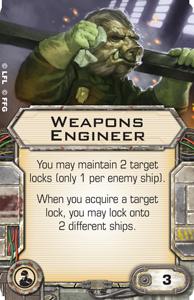 Weapons Engineer