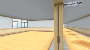 Announcement Room