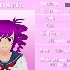 Kokona's 9th profile. June 1st, 2016.