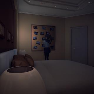 Bedroom yandere simulator wiki fandom powered by wikia for Bedroom simulator