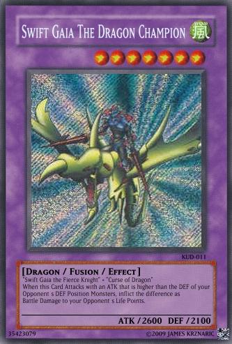 Gaia The Dragon Champion Misprint Swift Gaia The Dragon ...