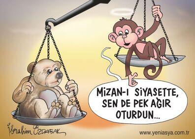 Bana uganda maymunu dedi 7