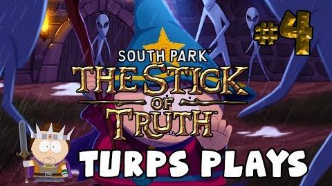 Mr. Slave's Big Package - SOUTH PARK THE STICK OF TRUTH - Turps Plays 4